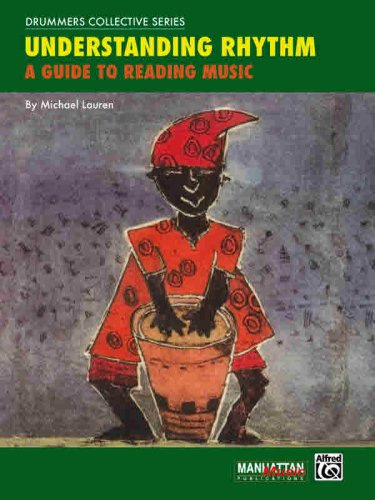 Understanding Rhythm A Guide to Reading Music  1991 edition cover