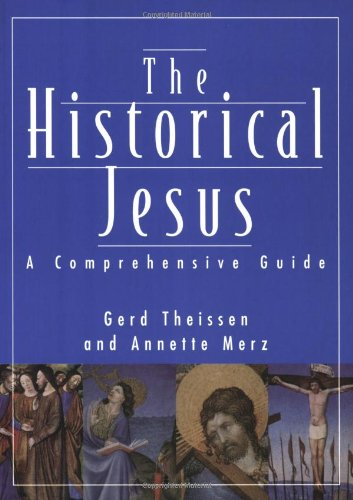 Historical Jesus A Comprehensive Guide  1998 edition cover