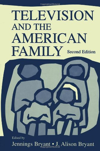 Television and the American Family  2nd 2001 (Revised) edition cover