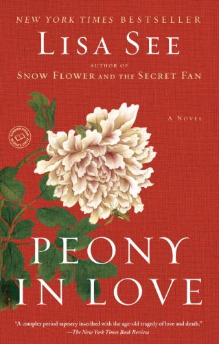 Peony in Love  N/A edition cover