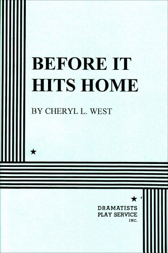 Before It Hits Home  N/A edition cover