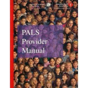 Pals Provider Manual  2002 edition cover