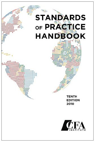 Standards of Practice Handbook 10th edition cover