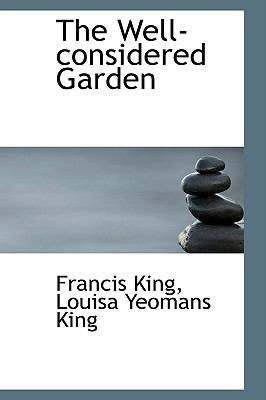The Well-considered Garden:   2009 edition cover
