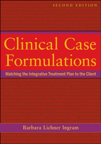 Clinical Case Formulations Matching the Integrative Treatment Plan to the Client 2nd 2012 edition cover