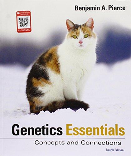 Genetics Essentials 4e  4th 2018 9781319107222 Front Cover