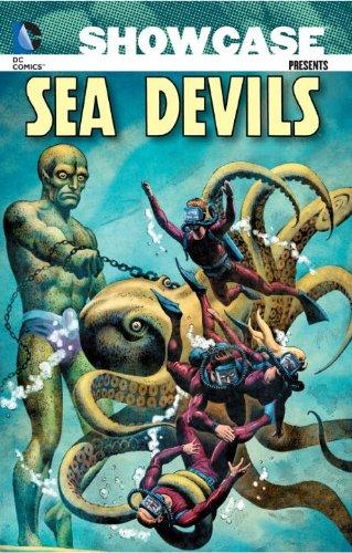 Showcase Presents Sea Devils   2012 9781401235222 Front Cover
