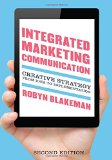 Integrated Marketing Communication Creative Strategy from Idea to Implementation 2nd 2014 edition cover