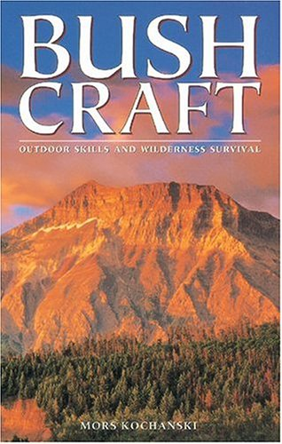 Bushcraft Outdoor Skills and Wilderness Survival 2nd 1997 edition cover