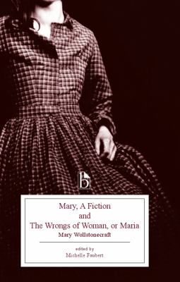 Mary, a Fiction and the Wrongs of Woman, or Maria   2012 edition cover