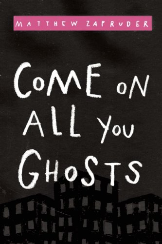 Come on All You Ghosts   2010 edition cover