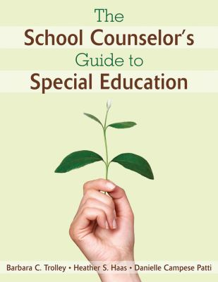 School Counselor's Guide to Special Education   2012 edition cover