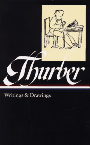 Thurber Writings and Drawings N/A edition cover