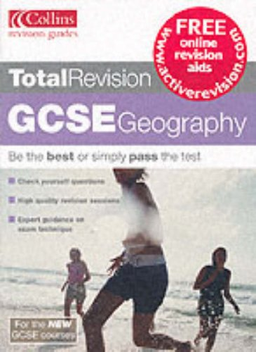 GCSE Geography (Total Revision) N/A edition cover