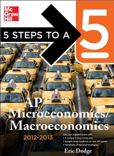 AP Microeconomics/Macroeconomics 2012-2013  4th 2011 edition cover