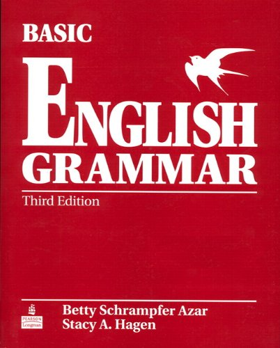 Basic English Grammar  3rd 2006 (Student Manual, Study Guide, etc.) 9780135031223 Front Cover