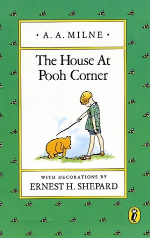 House at Pooh Corner  N/A edition cover