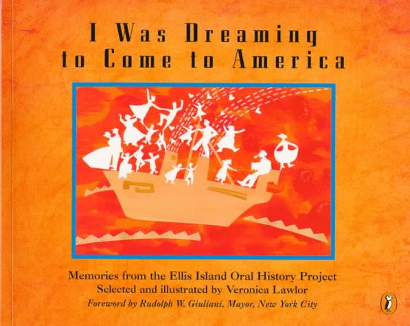 I Was Dreaming to Come to America   2000 edition cover