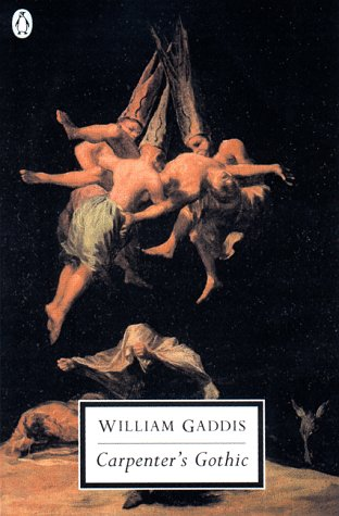 Carpenter's Gothic  N/A edition cover