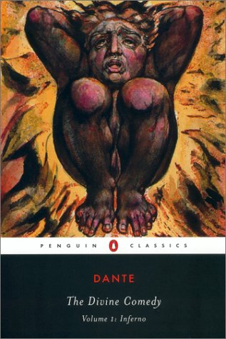 Divine Comedy Inferno 2nd 1984 (Revised) edition cover