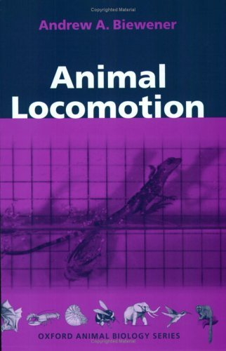 Animal Locomotion   2003 edition cover