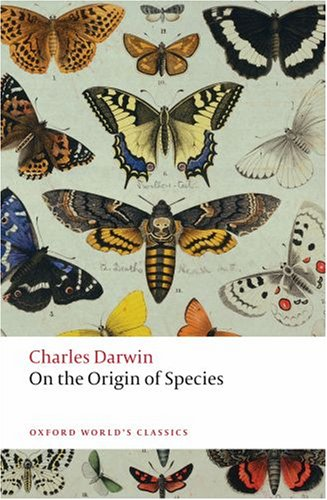 On the Origin of Species  2nd 2008 (Revised) 9780199219223 Front Cover