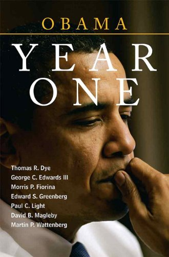 Obama Year One  2010 9780205798223 Front Cover