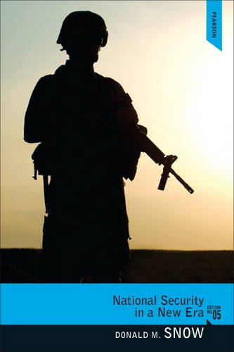 National Security for a New Era:   2013 edition cover