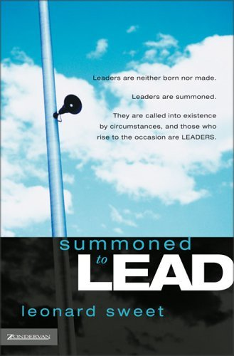 Summoned to Lead   2004 9780310232223 Front Cover