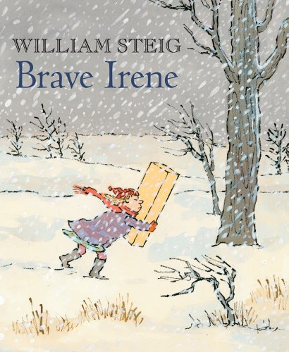 Brave Irene   2011 edition cover