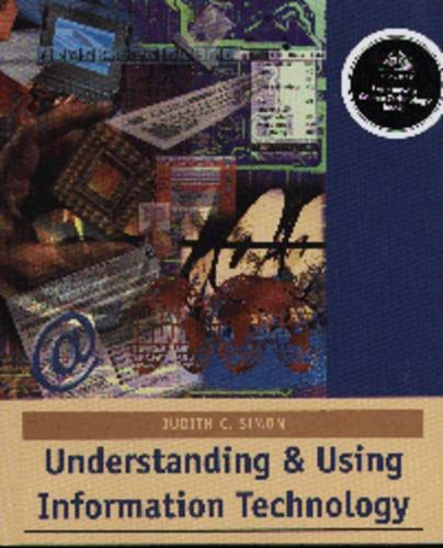 Understanding and Using Information Technology 1st 9780314065223 Front Cover