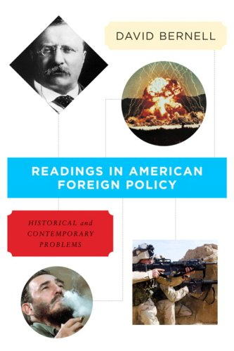 Readings in American Foreign Policy Historical and Contemporary Problems  2008 edition cover