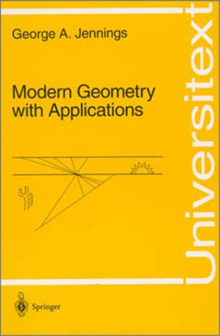 Modern Geometry with Applications   1994 edition cover