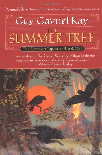 Summer Tree   2001 (Reprint) edition cover
