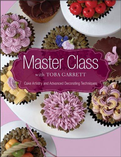 Master Class with Toba Garrett   2013 edition cover