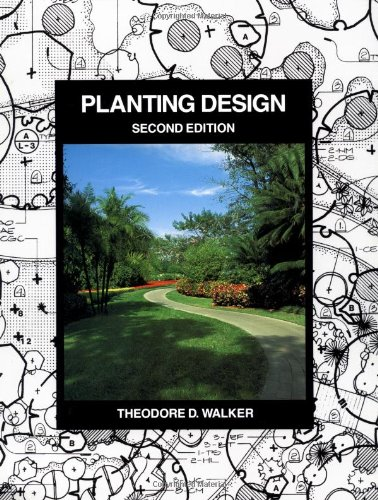 Planting Design  2nd 1997 (Revised) edition cover