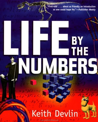 Life by the Numbers   1998 9780471328223 Front Cover