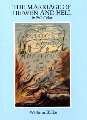 Marriage of Heaven and Hell A Facsimile in Full Color  1994 (Facsimile) edition cover