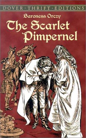 Scarlet Pimpernel   2002 edition cover