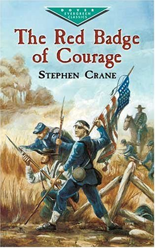 Red Badge of Courage   2004 edition cover