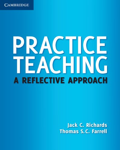 Practice Teaching A Reflective Approach  2011 edition cover