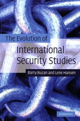 Evolution of International Security Studies   2009 edition cover