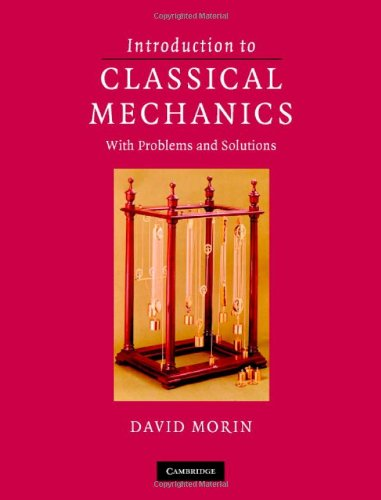 Introduction to Classical Mechanics With Problems and Solutions  2007 edition cover