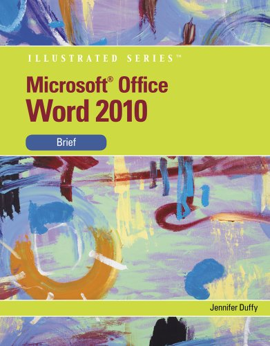 Microsoft� Word 2010   2011 edition cover