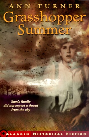 Grasshopper Summer   2000 edition cover