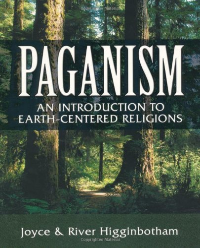 Paganism An Introduction to Earth-Centered Religions  2002 edition cover