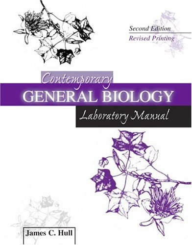Contemporary General Biology:  2nd 2006 (Revised) 9780757512223 Front Cover