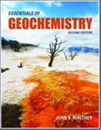 Essentials of Geochemistry  2nd 2009 (Revised) edition cover