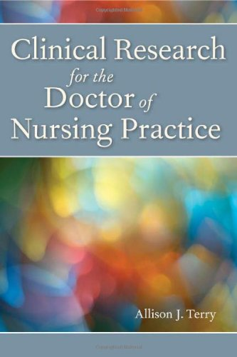 Clinical Research for the Doctor of Nursing Practice   2012 (Revised) edition cover