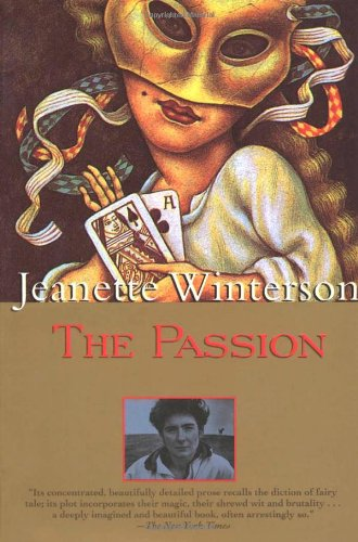 Passion   1987 edition cover